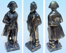 "Antique Napoleon Spelter Bronze 4"" Statuette (Early 1900's)"