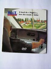 DVD Rail Passion  Pégase lors des essais a VELIM TGV Paris Lyon