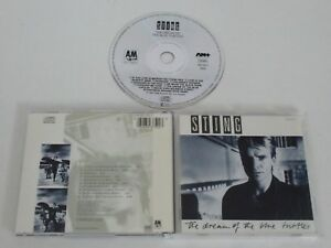 STING/THE DREAM OF THE BLUE TURTLES(A&M 393 750-2) CD ALBUM