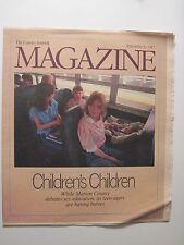 Louisville Courier Journal Magazine 1987: Marion County KY! Strawberr Shrimp!