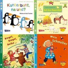 NEU! 4 verschiedene Baby - Pixi - Bücher, unkaputtbar und wasserfest 55.0