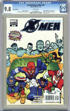 Astonishing X-Men #32 Variant Edition White Pages Cgc 9.8 Nm/Mt Unscratched