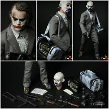 In-stock 1/6 Scale Fire Toys A026 Bank Robber Joker (W/2 Heads) Not Hot Toys