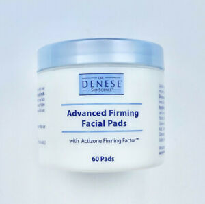 Details about  Dr. Denese Advanced Firming Facial Pads (60 Count)**SEALED**