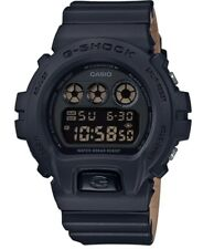 Casio G-Shock * DW6900LU-1  Bi-color Basic Black & Brown Watch COD PayPal