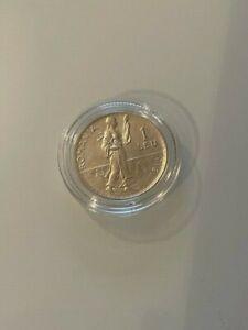 Romanian 1 leu silver.835 coin 1912 Carol I