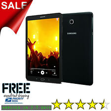 Samsung Galaxy Tab E 9.6 16GB Black Android WiFi Tablet Kid Mode/Child Safe