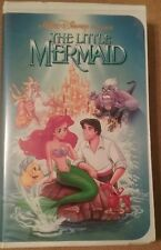 The Little Mermaid (Disney VHS Black Diamond) Collectors Special! EXTREMELY RARE
