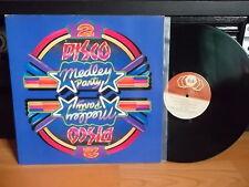 MODERN TALKING. London Boys. Bad Boys Blue. - Disco Medley Party Vol.2 KOREA LP