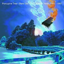 Porcupine Tree Stars Die 2 Disc Audio CD 2007 Reissue Remastered New Sealed