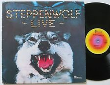 STEPPENWOLF LIVE ABC 2 LP MINT-