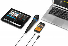 IK Multimedia iRig Mic HD Handheld Microphone for IOS and Mac
