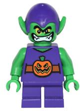 Genuine LEGO Minifigure Marvel BN micro Green Goblin mini figure spider-man