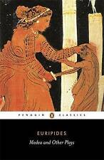 """AS NEW"" Euripides, Medea and Other Plays : Medea; Hecabe; Electra; Heracles (Pe"