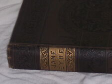 Jane Eyre Charlotte Bronte Early Ed RARE Hardcover Book LTD Caxton Edition 1847?