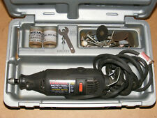 Dremel #395 Corded Electric Rotary Tool Kit w/ Bits & Case