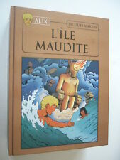 ALIX  L'ILE MAUDITE  T.3  +6 Pages Suppl; Comme Neuf