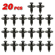 20pcs Hood Silencer Panel Plastic Push Retainer Rivet for Dodge Viper
