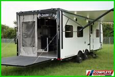 ATC All Aluminum 8.5 X 25 Toy Hauler Camper RV w/ Front Bdrm Priced To Sell!