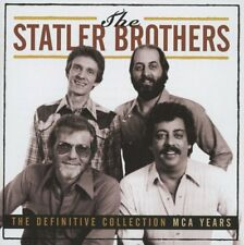 Statler Brothers - The Definitive Collection MCA Years [CD]