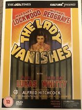 Video DVD The Times The Lady Vanishes