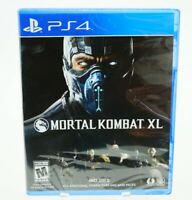 Mortal Kombat XL: Playstation 4 [Brand New] PS4