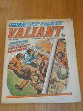 VALIANT 13TH DECEMBER 1975 FLEETWAY BRITISH WEEKLY COMIC*