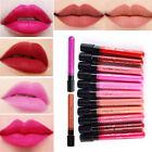 HOT Maquillage Crayon à Lèvres Rouge à Lèvres Mat Gloss durable liquide étanche