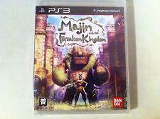 Majin and the Forsaken Kingdom PS3 Asian Version *Brand New*