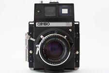 CAMBO XL Medium Format Camera w/ Schneider Xenotar 100mm F/2.8 *NEAR MINT* #327