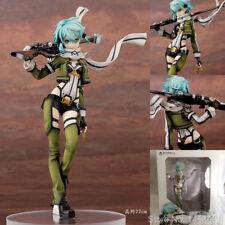 Anime Sword Art Online II Asada shino 1/7 Scale Painted Figure Collectible Model