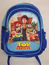 BRAND NEW TOY STORY BUZZ WOODY JESSIE BACKPACK SCHOOLBAG - LARGE