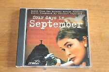 Stewart Copeland Police / USA CD / Four Days In September   Milan – 7313835836-