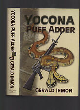 Yocona: Puff Adder by Gerald Inmon, nature story, fiction but educational 2006