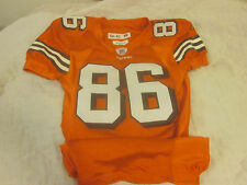 2004 NFL Football Cleveland Browns Game Used Jersey #86 Dennis Northcutt