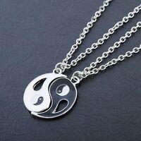 Jewelry Pendant Charm 1Set Best Gift Unisex Necklaces Taiji Bagua Ying Yang
