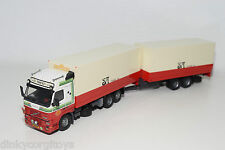 TEKNO BASED VOLVO FH12 FH 12 SA-TRANS ASG TRUCK WITH TRAILER EXCELLENT RARE
