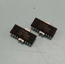 Original Toshiba TA7289P Integrated Circuit - PWM Solenoid Driver- 2pcs
