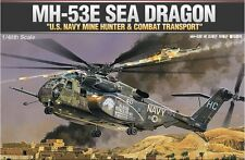 Academy 1/48 MH-53E SEA DRAGON U.S. NAVY MINE HUNTER & COMBAT HELICOPTER  #12703