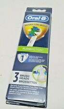 Oral-B FlossAction Replacement Brush Heads, 3 Count