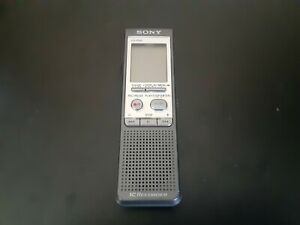 Digital Voice IC Recorder Sony ICD-P520 Handheld 256 MB 130 Hrs WORKS