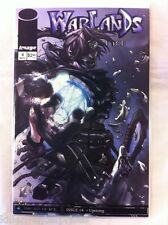 Warlands - The Age of Ice #4 Comic Book Image 2001