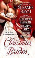 Christmas Brides by Elizabeth Essex, Alexandra Hawkins, Valerie Bowman and Suza…