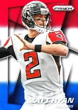 2014 Panini Prizm Prizms Red White and Blue #143 Matt Ryan Falcons