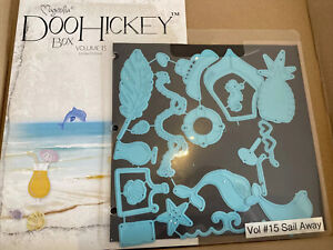 Limited Edition Volume 15 - Sail Away magnolia doohickey Club Magazine And Dies