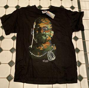 Steve Austin Wwf Wwe T-shirt Size 8