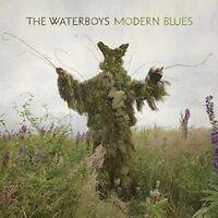THE WATERBOYS - MODERN BLUES (2LP+180G+MP3+BONUSTRACK) VINYL LP + DOWNLOAD NEU