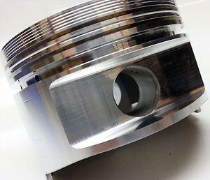"Set Lunati Supercharger Blower B/B Chevy 540"" (4.530"") pistons pins and locks"
