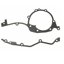 BMW E39 E46 Z3 X5 525i 1997-2006 Lower Engine Timing Cover Gasket Elring 185 200