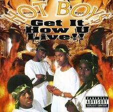 The Hot Boys - Get It How U Live [New CD] Explicit